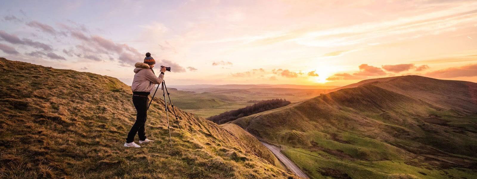 عکس بنر مقاله اهمیت استفاده از مقیاس در عکاسی منظره