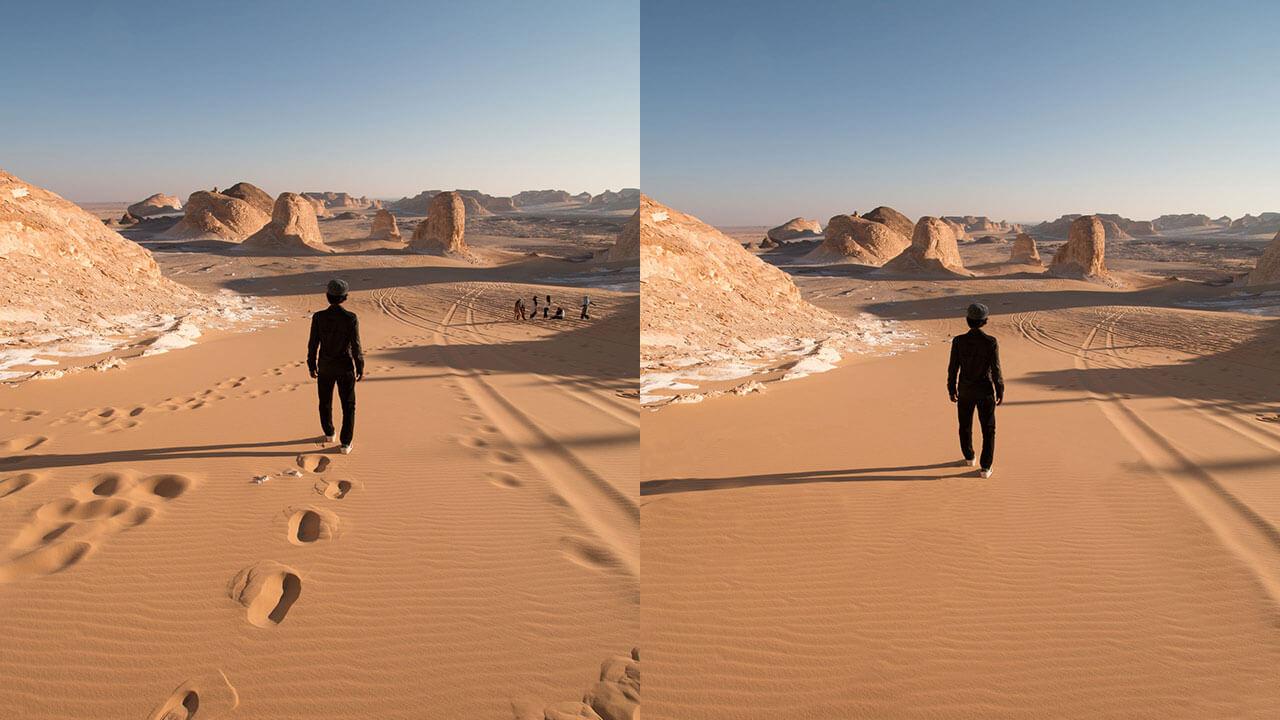 عکس سوم سادگی در ترکیببندی و چیدمان مربوط به پست چرا سادگی در عکاسی مهم است