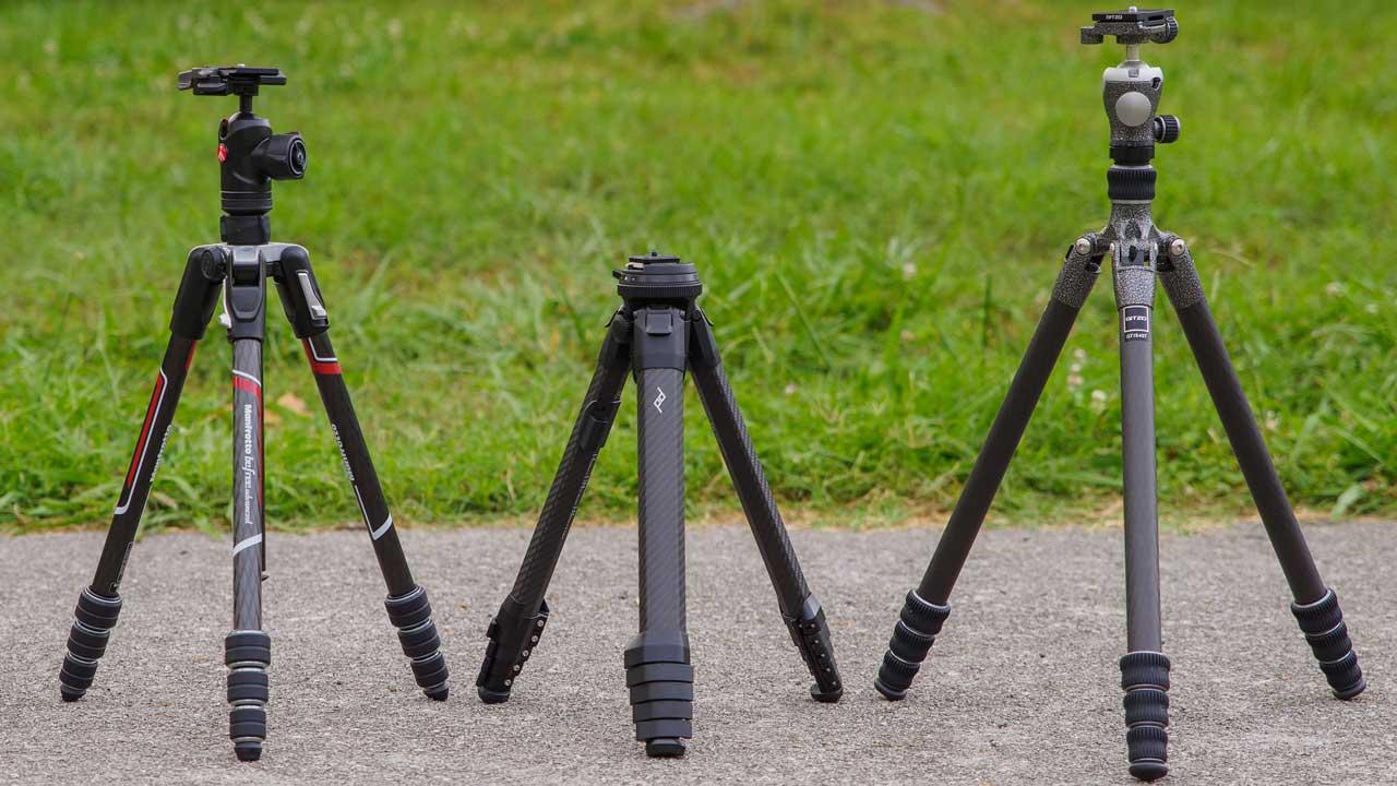 عکس سه پایه مربوط به مقاله تجهیزات عکاسی منظره در شب