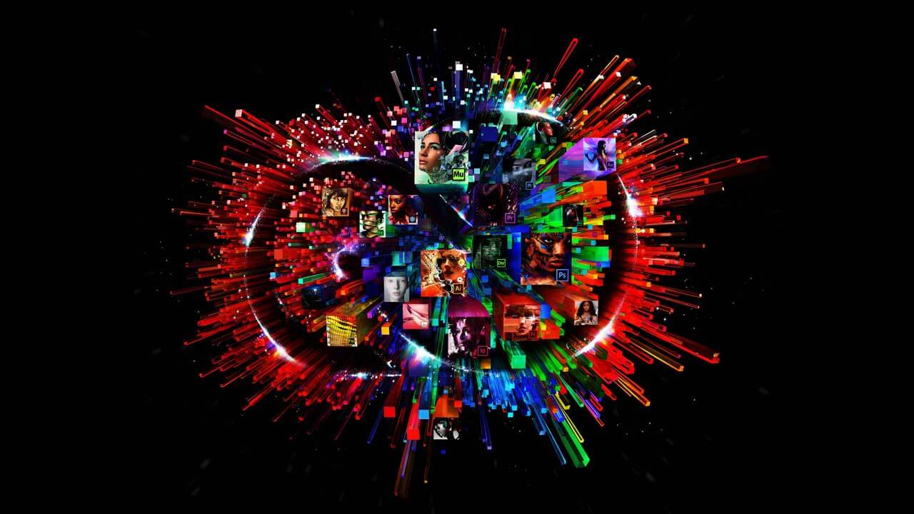عکس محصولات ادوبی مربوط به مقاله نیازمندی های عکاسی منظره در شب